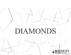 Bouquet Ceramic – Diamonds