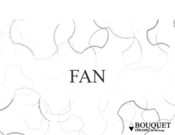 Bouquet Ceramic – Fan
