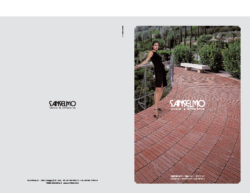 Sanselmo – flooring – roof tiles – flat bricks